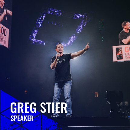 Greg Stier Speaking