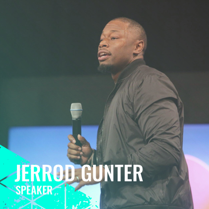 Jerrod Gunter Speaking