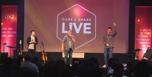 Real Feedback from 9 Dare 2 Share LIVE Attendees