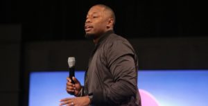 "Jerrod Gunter—Training Gospel ""Riot Starters"" at Dare 2 Share LIVE"