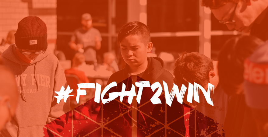 Dare 2 Share LIVE 2019 Equipped Teenagers to #Fight2Win!